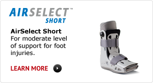 Aircast Airselect Short Boot